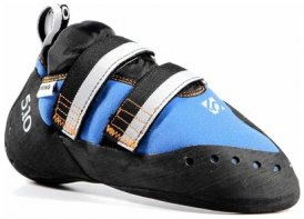 Five Ten Blackwing Kletterschuh, UK 5, blue/orange