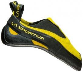 La Sportiva Cobra Kletterschuh, Größe 39, yellow