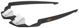 Lost Arrow Climbing Division LACD Belay Glasses Comfort Sicherungsbrille, black