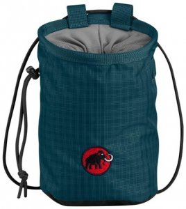 Mammut Basic Chalk Bag, dark chill
