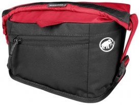 Mammut Boulder Chalk Bag, black-inferno