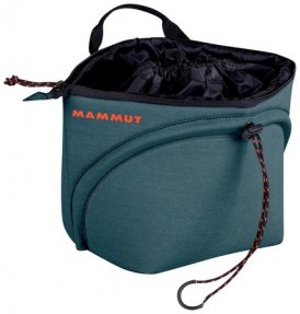 Mammut Magic Boulder Chalk Bag, dark chill
