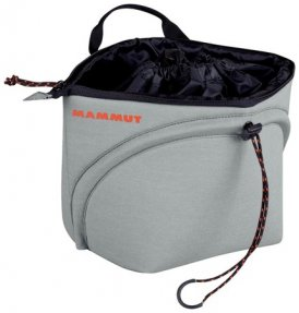 Mammut Magic Boulder Chalk Bag, granit