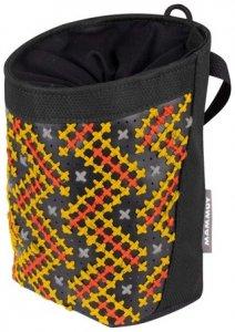 Mammut Stitch Chalk Bag, black