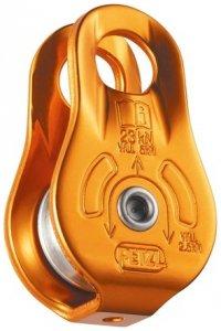 Petzl Fixe Seilrolle, orange