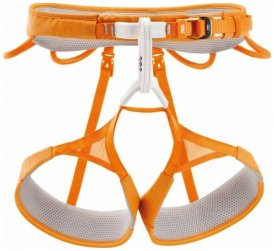 Petzl Hirundos Klettergurt, XL, orange