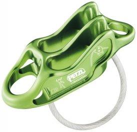Petzl Reverso 4 Sicherungsgerät, apfelgrün