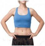 3RD Rock Women´s Luna Bra Belly-Top, XS, baloo marl