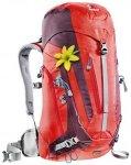 Deuter ACT Trail 28 SL Wanderrucksack für Frauen, fire-aubergine