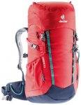 Deuter Climber Alpinrucksack für Kinder, chili-navy