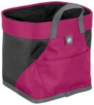 Mammut Stitch Boulder Chalk Bag, magenta-black