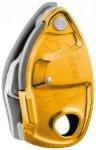 Petzl Grigri+ Halbautomatisches Sicherungsgerät, orange