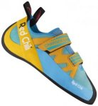 Red Chili Charger LV Kletterschuh, UK 7.5, turqouise/yellow