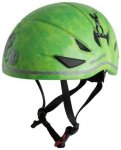Skylotec Buddy Kids Helmet Kletterhelm für Kinder, green
