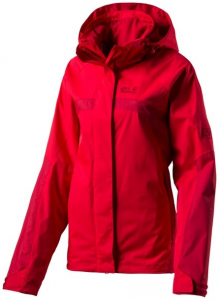 Durchsuchen Sie die neuesten Kollektionen akribische Färbeprozesse Veröffentlichungsdatum: Jack Wolfskin Topaz II Jacket Regenjacke