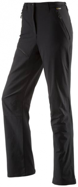 Jack Wolfskin Activate Pants Short Men dark steel 2015 29-kurz grau Outdoorbekleidung Outdoorhose Trekkinghose 29-kurz