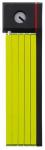ABUS Unisex Faltschloss uGrip Bordo 5700, Größe 80 in Grün