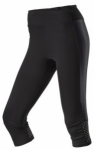 ADIDAS Damen 3/4 Tight Supernova, Größe S in Grau