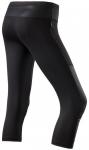 ADIDAS Damen  SUPERNOVA 3/4 TIGHT W, Größe XS in Black-Black
