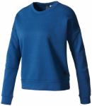 ADIDAS Damen Sweatshirt Stadium, Größe L in Blau