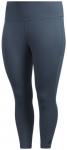 ADIDAS Damen Tight Alphaskin Heat.Rdy 7/8-Lang - Plus Size, Größe 2X in LEGBLU