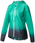ADIDAS Damen Windjacke TERREX Agravic, Größe 36 in Core/Green/S17/Trace/Grey/S