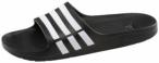ADIDAS Herren Badeschuhe Duramo Slide, Größe 40 2/3 in Schwarz