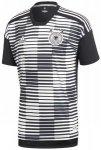 ADIDAS Herren DFB Pre-Match Shirt, Größe M in Weiß