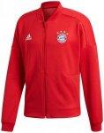 ADIDAS Herren Fußball Sweatjacke FC Bayern München Anthem Home Z.N.E Jacket, G