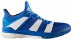 ADIDAS Herren Handballschuhe Stabil X, Größe 42 in Blau