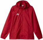 ADIDAS Herren Jacke Core 15 Regenjacke, Größe S in Rot