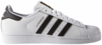 ADIDAS Herren Sneaker Superstar, Größe 45 ? in Silber
