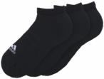 ADIDAS Herren Socken 3S PER CR HC, 3 Paar, Größe 35-38 in Schwarz