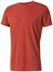 ADIDAS Herren T-Shirt / Trainingsshirt FreeLift Tee, Größe L in Rot