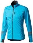 ADIDAS Herren Wintersportjacke Xperior Jacket, Größe 5 in Blau