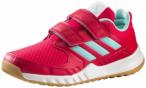 ADIDAS Kinder FortaGym Schuh, Größe 35 in Rot