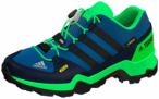 ADIDAS Kinder TERREX GTX Schuh, Größe 36 ? in Core/Blue/S17/Core/Black/Energy/