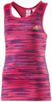 ADIDAS Kinder Shirt K-Tank-Shirt AOP Kimana, Größe 164 in Pink
