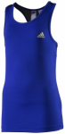 ADIDAS Kinder Shirt K-Tank-Shirt PES Kimana, Größe 164 in Blau