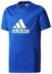 ADIDAS Kinder T-Shirt Gear Up blau, Größe 176 in Blau