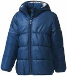 ADIDAS Kinder Winterjacke LB PAD BOY JKT, Größe 128 in Blau