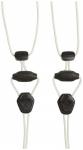 ADIDAS Rucksack Speed Lace Ersatzset, 1 Paar, Größe ONE SIZE in Grau