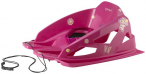 ALPENGAUDI Kinder Schlitten AlpenBambino, Größe ONE SIZE in Pink