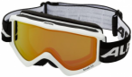 ALPINA Skibrille SMASH 2.0 in Weiß