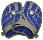 AQUA SPHERE Unisex  ERGO FLEX HANDPADDLE, Größe M in Blau
