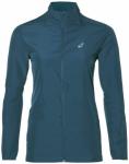 ASICS Damen Laufjacke, Größe 34 in Blau