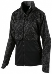 ASICS Damen Laufjacke Lite-Show Winter Jacket, Größe XS in Schwarz