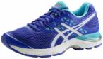 ASICS Damen Laufschuhe Gel Pulse 9, Größe 40 in Blau