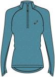 ASICS Damen Laufshirt, Größe S in Blau