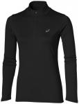 ASICS Damen Laufshirt Langarm, Größe 38 in Schwarz